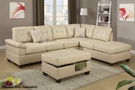 beautiful beige living room grey sofa. Awesome Living Room With Beige Leather Sectional Sofa And Storage Ottoman Plus Grey Carpet Design. Beautiful