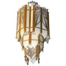 art deco chandelier regarding spectacular zig zag theater plan for earrings uk reion nz