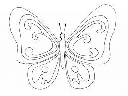 Coloriage Papillon Paques Pinterest Coloriage Papillon