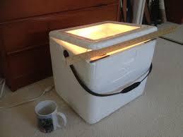 home made incubator