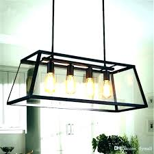 flush mount dining room light rectangular chandelier 8 fresh large d