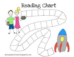 Reading Chart Free Printable