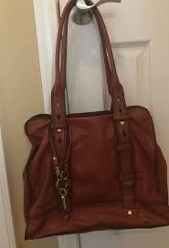 fifty four fossil leather purse handbag