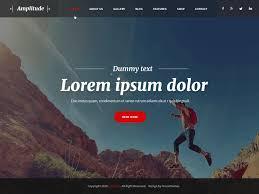 Amplitude Wordpress Theme Wordpress Org