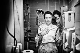 the power of a photo essay the battle we didn t choose the  shaving jens head at the hospital ""
