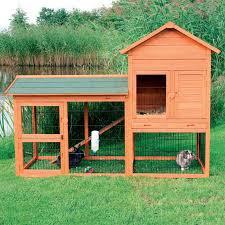 rabbit house plans. Rabbit Hutch Plans With Black House