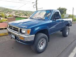 Used Car | Toyota 22R Nicaragua 1994 | TOYOTA 22R 4X4 4 CILINDROS
