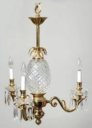 waterford hospitality collection 3 arm chandelier
