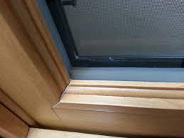ws wood window with foam spacer