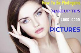 how to be photogenic makeup tips to