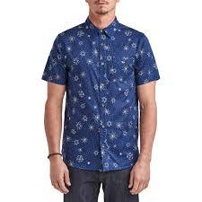 Roark Stoney Nights Short Sleeve Shirt
