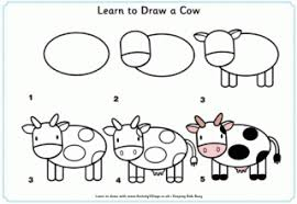 easy animals to draw step by step. Unique Step Intended Easy Animals To Draw Step By N