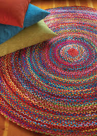 cute rugs round round round rug cotton cotton colorful green red red imports green carpet bathroom kitchen small american american gadgets pattern carpet