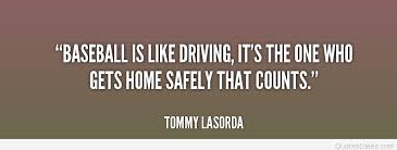 Baseball Quote Impressive Baseball Quote Like Driving