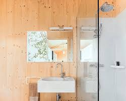Acs Designer Bathrooms Fascinating Wood Studio House Dom Arquitectura ArchDaily
