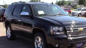 NEW 2013 Chevrolet Tahoe LTZ for sale at Swant Graber Auto Group ...