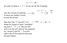 solving 1 2 step algebraic equations our virtual class blog