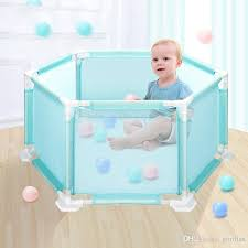 baby playpen kids ball pit toddler ball playpen baby play pit for toddlers pets indoor outdoor play not included