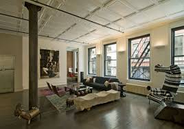 industrial loft design photos   feeling loft love in soho today this cool  and eclectic loft