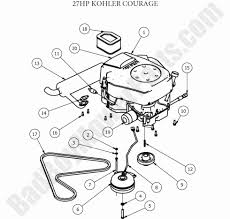 25 hp kohler engine parts diagram luxury kohler engine parts lookup diagram wiring info