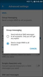 How To Get Group Message Replies As Individual Messages On