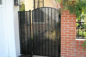 wrought iron privacy fence. Unique Wrought Ornamental Wrought Iron Gates  By Dynamic Fence On Wrought Iron Privacy Fence