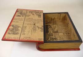 china old handwork wood book shape jewelry box paint dragon phoenix on aliexpress alibaba group