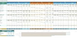 Marketing Budget Template Stunning Marketing Spreadsheet Template Agencycom