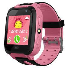Children's <b>Smart Watch</b> W08 Anti Lost Child Tracker SOS <b>Smart</b> ...