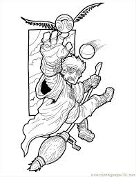 This fun harry potter printable craft can be used for dressing up or perhaps for invitations or decorations for a harry potter party. Harry Potter Coloring Page Coloring Home