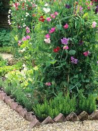 Small Picture Garden Design Garden Design with Garden Bed Edging Ideas with