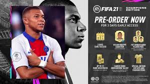 His potential is 84 and his position is st. Get Early Access To Fifa 21 With Ea Play Everything You Need To Know Irish Mirror Online