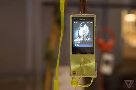 sony yellow walkman. while the a17 came with 64gb of internal storage, a26 comes only 32gb and option to add 128gb more a microsd card. sony yellow walkman
