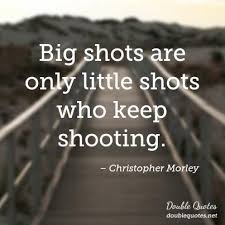 Shooting Motivational Quotes Double Quotes Stunning Shooting Quotes