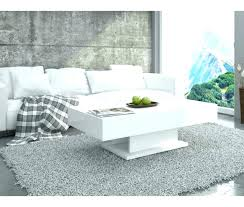 white gloss coffee table s nz with led lights high multi colour lighting