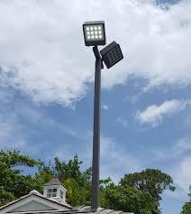 378w high output led 23 outdoor flood light