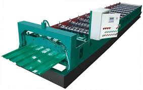 roof roll forming machines corrugated roof panel roll forming machine manufacturer from surat
