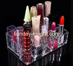 Mac Makeup Display Stands Customized Acrylic Mac Makeup Organizer Acrylic Display Rack 92