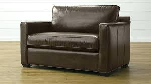 turner leather armchair crate sofa pottery barn