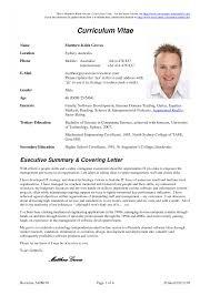 International Resume Format Doc Luxury 100 Pdfs For Civil