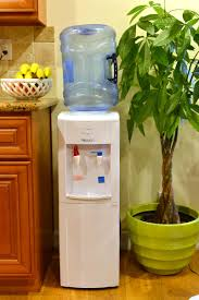 Refrigerated Water Dispenser Newair Wcd 200w Hot Cold Water Cooler White