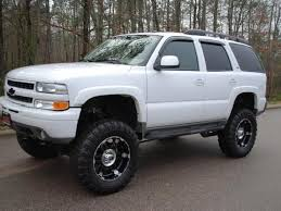 Chevy Tahoe Lifted Used Cars Mitula Cars
