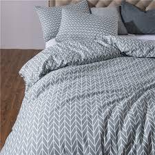 reactive printing bedding set super soft cotton duvet cover flat sheet pillowcase comforter bed set twin