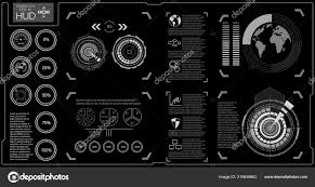 Elements Of Design Space Infographic Chart Elements Futuristic Design Space Subjects