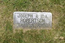 Ida Robertson (1921-1922) - Find A Grave Memorial