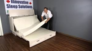 Iss Cottage Style Cabedza Cabinet Bed Youtube
