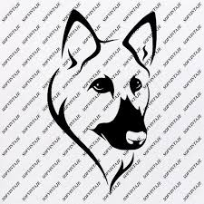 Polish your personal project or design with these german shepherd transparent png images, make it even more personalized and. Home Page Tagged German Shepherd Svg Page 4 Sofvintaje