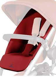quinny buzz xtra seat cover red rumor