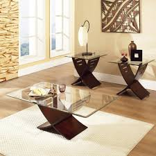 3 Piece Living Room Table Set Steve Silver Cafe 3 Piece Coffee Table Set In Espresso Beyond Stores