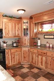 Hickory Kitchen The Cabinets Plus Rustic Hickory Kitchen Cabinets
